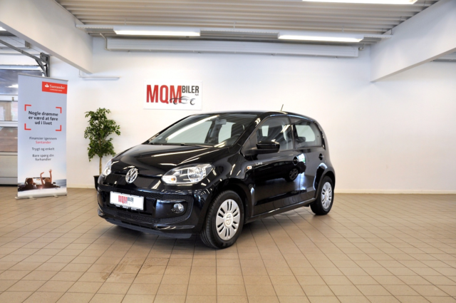 VW Up! 1,0 60 Move Up! BMT Benzin modelår 2014 km 97000…