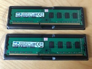 2x-4GB-8GB-Samsung-RAM-Speicher-DIMM-DDR3-1333-Mhz-PC-Arbeitsspeicher-240-pin