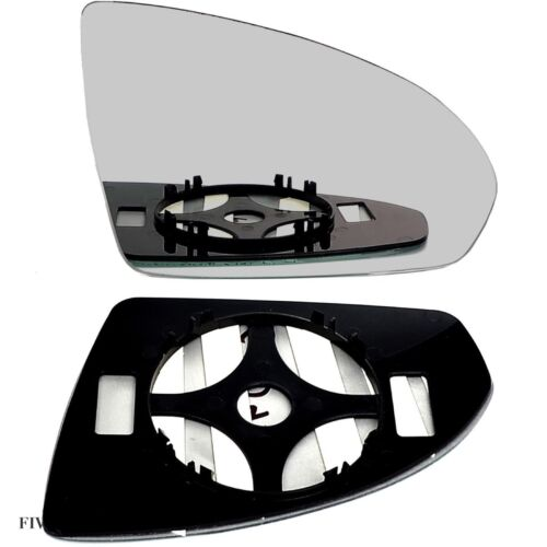 Right Driver Side Wing Mirror Glass for SMART FORTWO 2007-2014