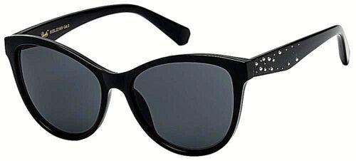 Designer Katzenaugen Sonnenbrille Groß Schild Retro Vintage Giselle Damen