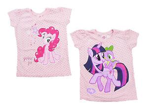 My Little Pony T Shirt Pinkie Pie Twilight Sparkle