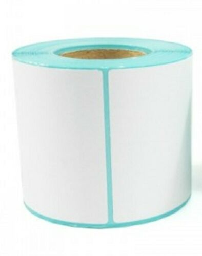 """Citizen Toshiba 4/"""" x 4/"""" Thermal Labels 102 x 102mm 500 Labels Roll for Zebra"""