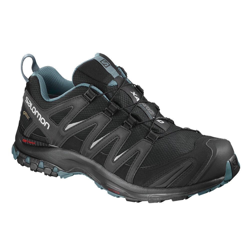 Herrenschuhe hiking Salomon XA PRO 3D GTX NOCTURNE - cod.404745