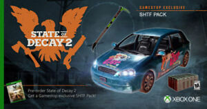 Details about State Of Decay 2 SHTF Pack XBOX ONE