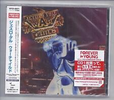 JETHRO TULL War Child  JAPAN cd jewelcase cd Forever Young WPCR-80071 sealed NEW