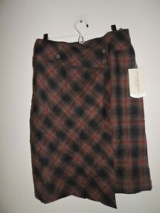 7f2628a7d3 Image is loading Royal-Robbins-Women-039-s-Crimped-Flannel-Skirt-