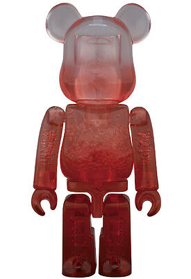 Medicom Be@rbrick Bearbrick Series 26 JellyBean Cassis Soda