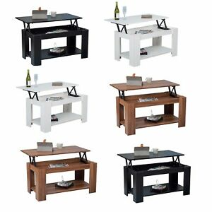 Modern-Lift-Up-Top-Coffee-Table-with-Storage-amp-Shelf-Oak-Walnut-White-Black