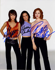 REPRINT Cast of Charmed 1 autographed signed photo copy