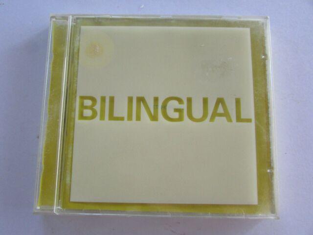 Bilingual - Pet Shop Boys CD