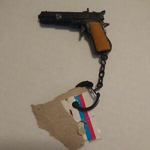 Vintage Victory Pistol Cap Gun Keychain