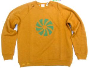 Levis-Vintage-Clothing-Casuals-1960s-Crew-Sweatshirt-Peanut-Green-Levis-LVC-Levi