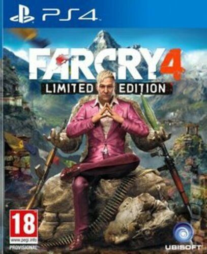 1 of 1 - Far Cry 4: Limited Edition (PS4) VideoGames