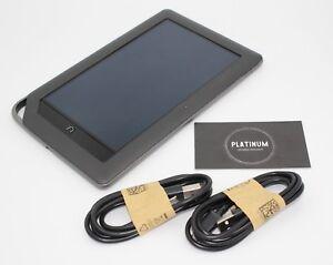 Barnes-amp-Noble-Nook-8GB-BNTV250A-Gray-eBook-Reader-Tablet