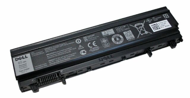 Dell Latitude E5440 E5540 65Wh 6 Cell Battery Type - VV0NF M7T5F Moderate Health