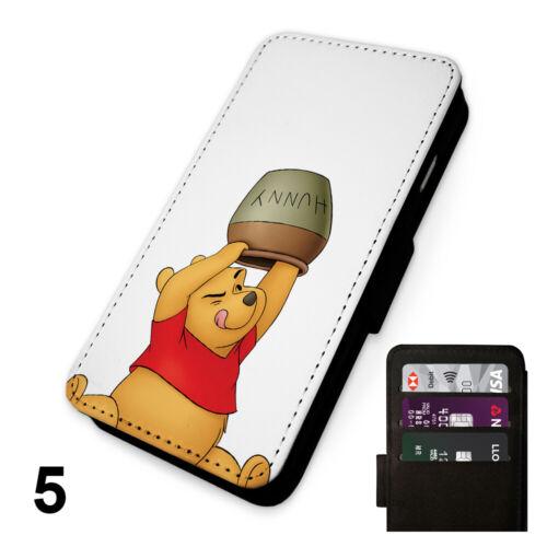 Funda Flip Winnie The Pooh Diseños De Teléfono-se adapta a Samsung