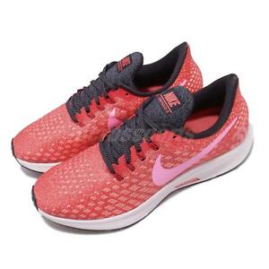 los angeles e3b0d e7767 Details about Nike Wmns Air Zoom Pegasus 35 Ember Glow Red Pink Womens  Running Shoe 942855-800