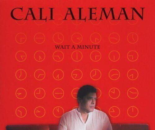 Cali Aleman Wait a minute (2001)  [Maxi-CD]