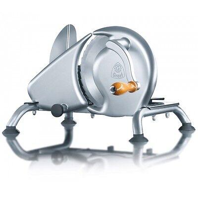 GRAEF H9 manuelle Allesschnittmaschine Vollmetall Allesschneider Handkurbel