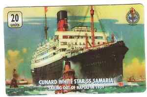 Cunard White Star - Crowborough, East Sussex, United Kingdom - Cunard White Star - Crowborough, East Sussex, United Kingdom