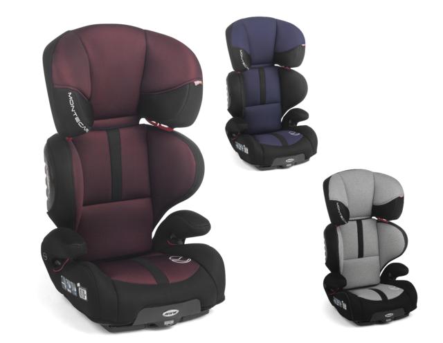 33-79 lbs 15-36 kg New Sparco Italy F1000KI G23 Child Seat Grey