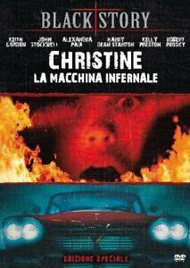 Christine - La macchina infernale - DVD D039048