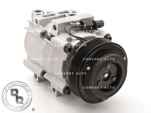 2002-2005 Kia Sedona V6 3.5L DOHC 1 Year Warranty New AC A//C Compressor Fits