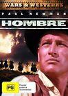 Hombre DVD PAL Region 4 Aust Post