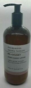 Pecksniff's Aromatherapy Re-Covery Hand Body Lotion Restorative Juniper 16.9 oz