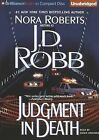 Judgment in Death by J D Robb (CD-Audio, 2012)