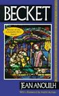 Becket: Or  the Honor of God by Jean Anouilh (Paperback)