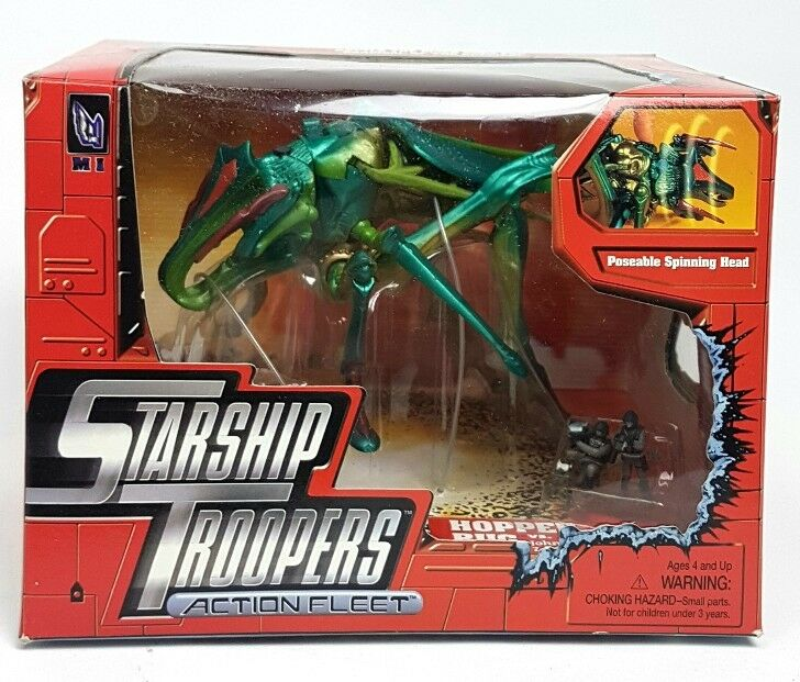 Vintage    hopper BUG Starship Troopers Figure   DGSIM Action Fleet SEALED 90 S  magasin fait l'achat et la vente