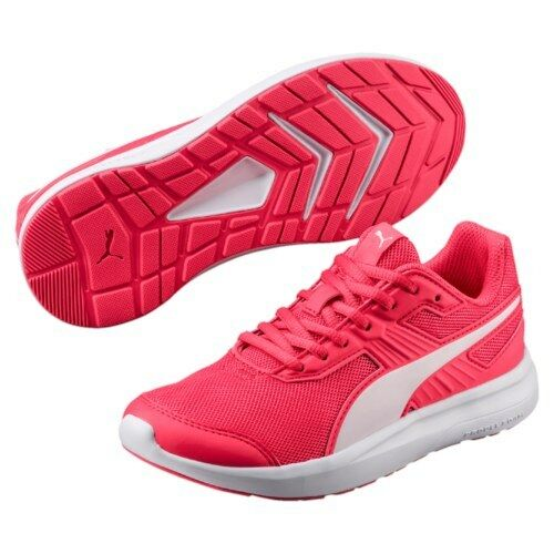 PUMA ESCAPER MESH JUNIOR RUNNING TRAINERS PINK RRP .99 FREE  POSTAGE  wholesale cheap