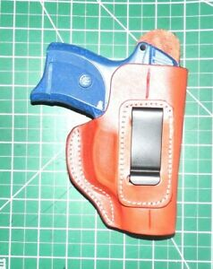 Details about Cebeci 20797RT50 RH Brown Leather IWB Holster for Ruger LC9  LC380 No Laser