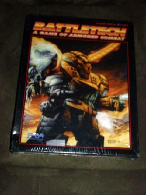 FASA 1996 - Battletech - A Game of Armourosso Combat -  1604 - Fantasy  SEALED