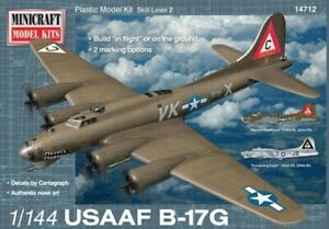 Minicraft-1-144-Boeing-B-17G-USAAF-14712