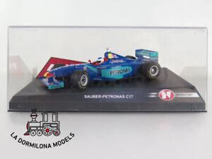 NINCO-50190-SAUBER-PETRONAS-C17-14-Jean-Alesi-SLOT-CAR-NUEVO