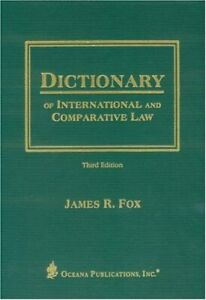 Dictionary-of-International-and-Comparative-Law