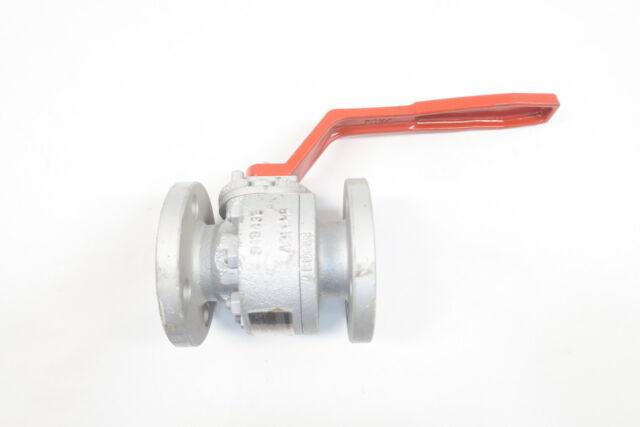 Argus FK79 Steel 150 Flanged 2in Ball Valve for sale online