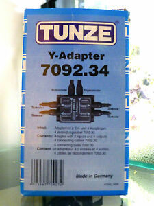 y Adapter For Tunze Turbelle Stream Pumps Special Summer Sale Frugal Tunze 7092.34 Branch Adaptor