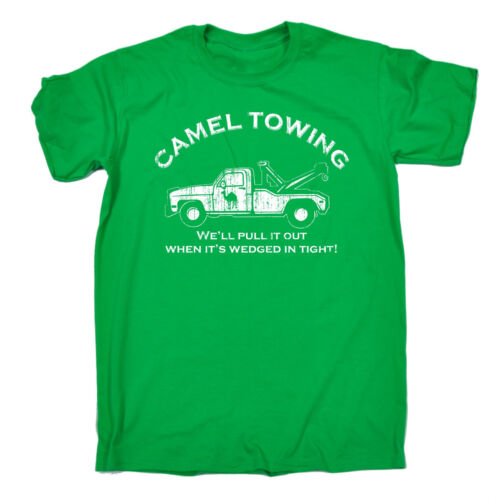 CAMEL TOWING WELL PULL IT OUT WHEN ITS WEDGED IN TIGHT T-SHIRT birthday gift