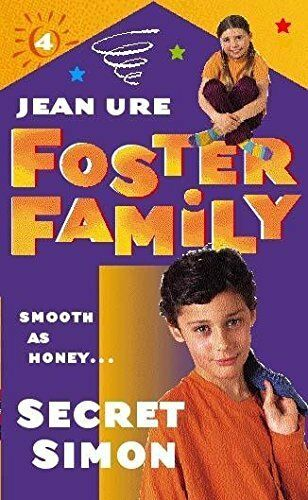 Foster Family: Foster Family 4 Secret Simon by Ure, Jean Paperback Book The