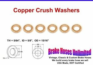 COPPER-CRUSH-WASHERS-5-8-034-ID