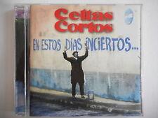 CELTAS CORTOS : EN ESTOS DIAS INCIERTOS... - [ CD ALBUM ] --  GRATUIT & SUIVI