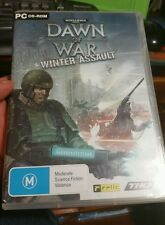 Warhammer 40000 Dawn of War Winter Assault PC GAME - FREE POST