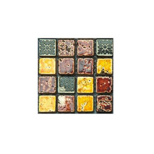 Mosaic Stick On Self Adhesive Wall Tile Sticker Kitchen Bath Home Decors UK