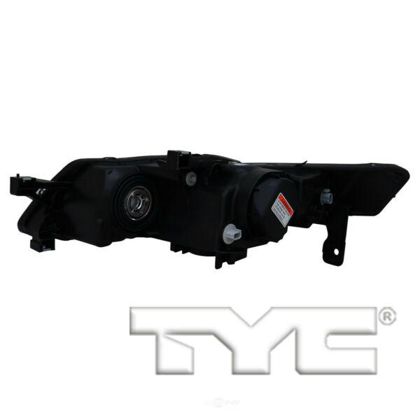 Headlight Assembly-Base Right TYC 20-9349-01-1 Fits 2007