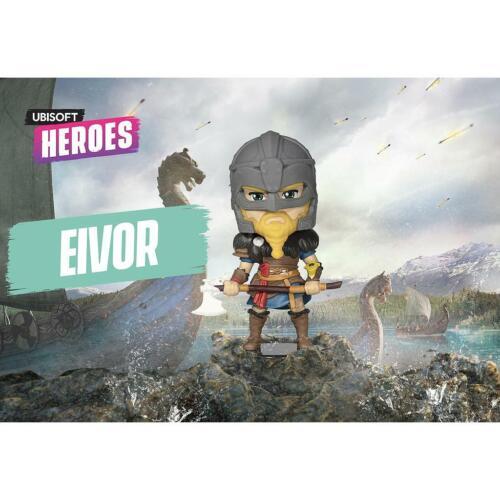 Assassin/'s Creed Valhalla Eivor Male Chibi PVC Mini Figure UBISOFT
