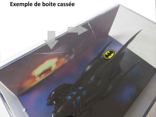 La Batmobile de Batman The Dark Knight 1//43 Eaglemoss Voiture Model Car 011