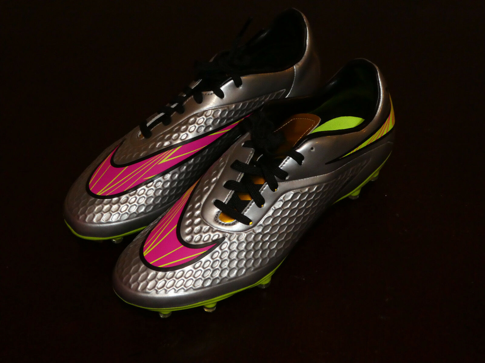 Nike Hypervenom Phelon Prem FG Soccer Cleats new shoes 677585 069